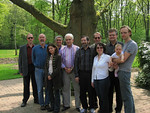 Saturday, May 6 - Participants in the Embodied Cognition conference.